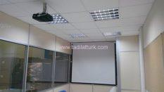 Jaluzili ofis bölme duvarı