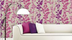 Duvar Kağıdı ile Salon Dekorasyonu