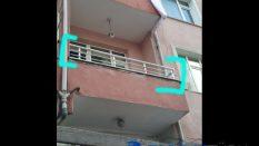 Balkon Korkuluk Küpeşte