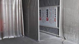 Fabrika Temiz Oda ( Hijyen Odası )Yapımı