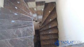 Mermer Merdiven ve Sahanlık İşi